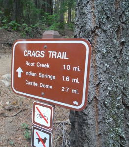 2_Crags-TrailheadSign