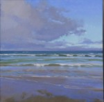 (SOLD)#14 Blowing Out the Storm, Pismo State Beach