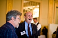 Natural Resources Secretary John Laird at the Legacy Award Reception