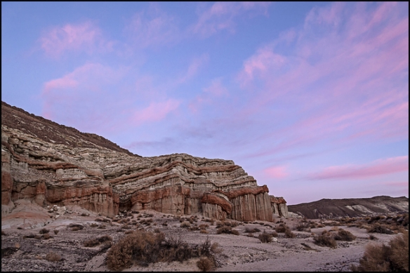Red Rock Canyon State Park. Photo by Carol P. Murdock.