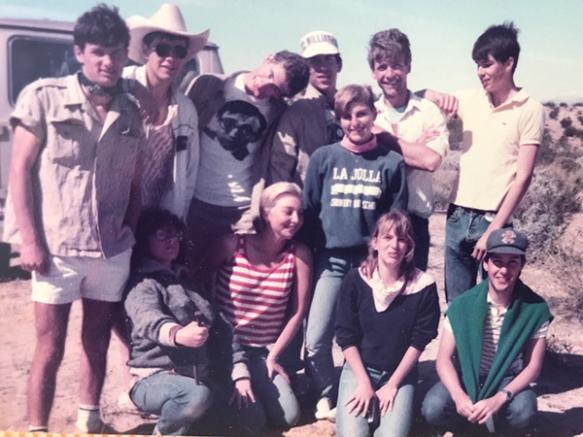 Mojave Desert 1984